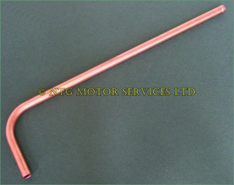 Ahh5435 Copper Heater Pipe